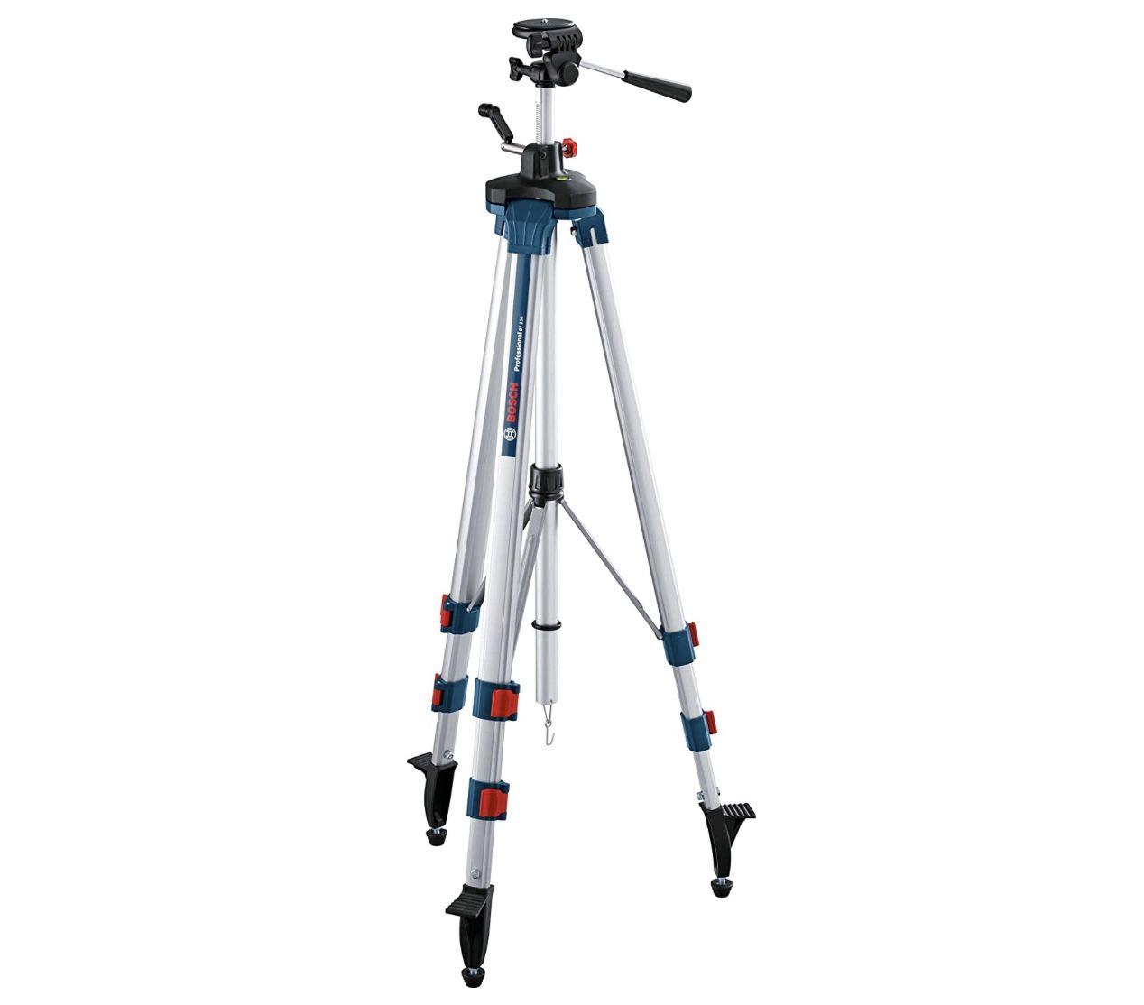 Bosch Professional Baustativ BT 250 für 59,24€ (statt 80€)
