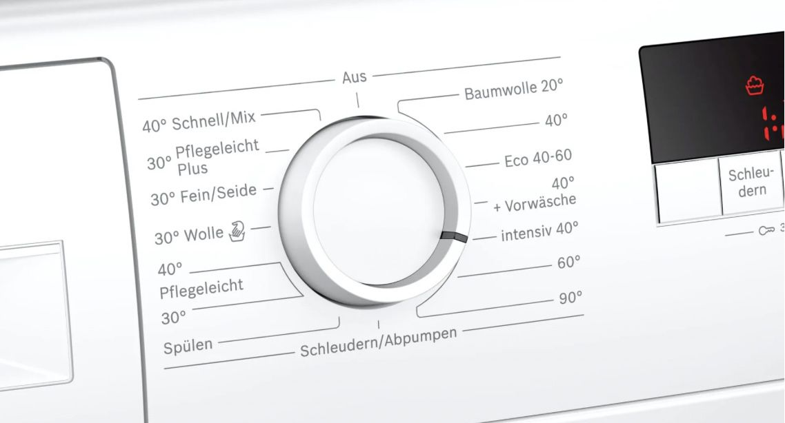 Bosch WAJ280A0 7kg Waschmaschine mit 1400 U/min für 356,99€ (statt 439€)