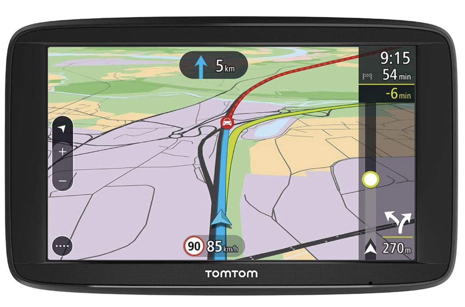 TomTom VIA 62 EU Navigationsgerät mit Etui für 95,90€ (statt 136€)