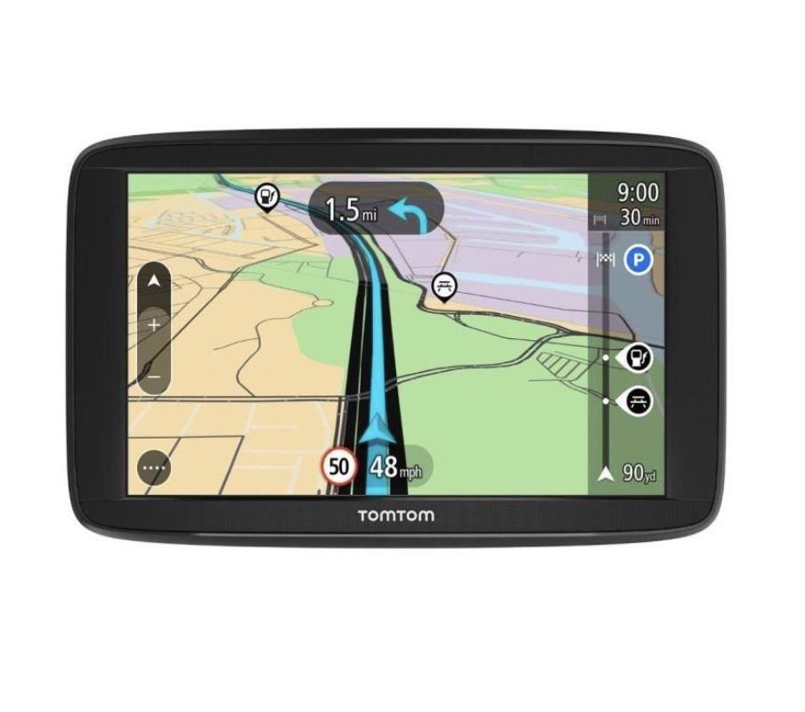 TomTom VIA 62 EU-Navigationsgerät mit Etui für 95,90€ (statt 122€)