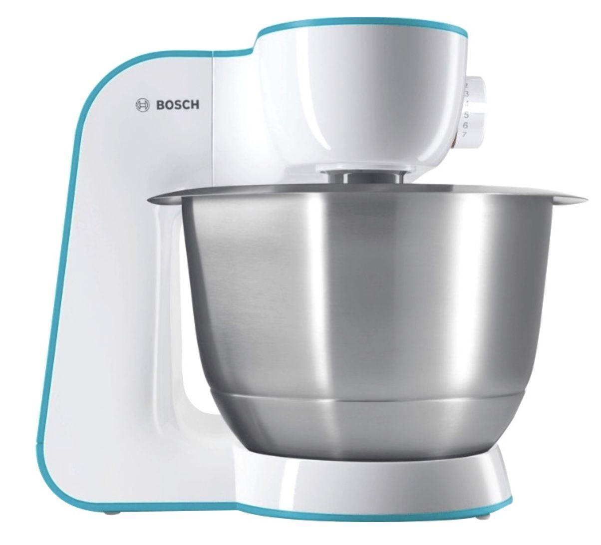 Bosch MUM54D00 Universal Küchenmaschine StartLine in Weiß/Blau für 114,89€ (statt 128€)
