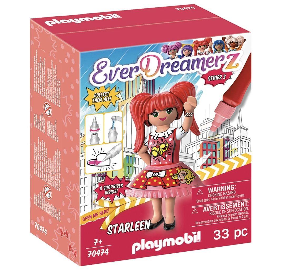 Playmobil 70474 EverDreamerz II Comic World Starleen für 3,86€ (statt 7€)   Prime