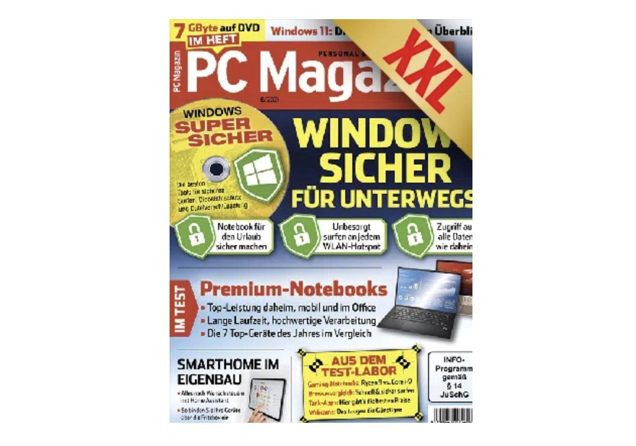 PC Magazin Classic DVD XXL Abo für 14,95€ (statt 78,60€) – direkt zum guten Preis!