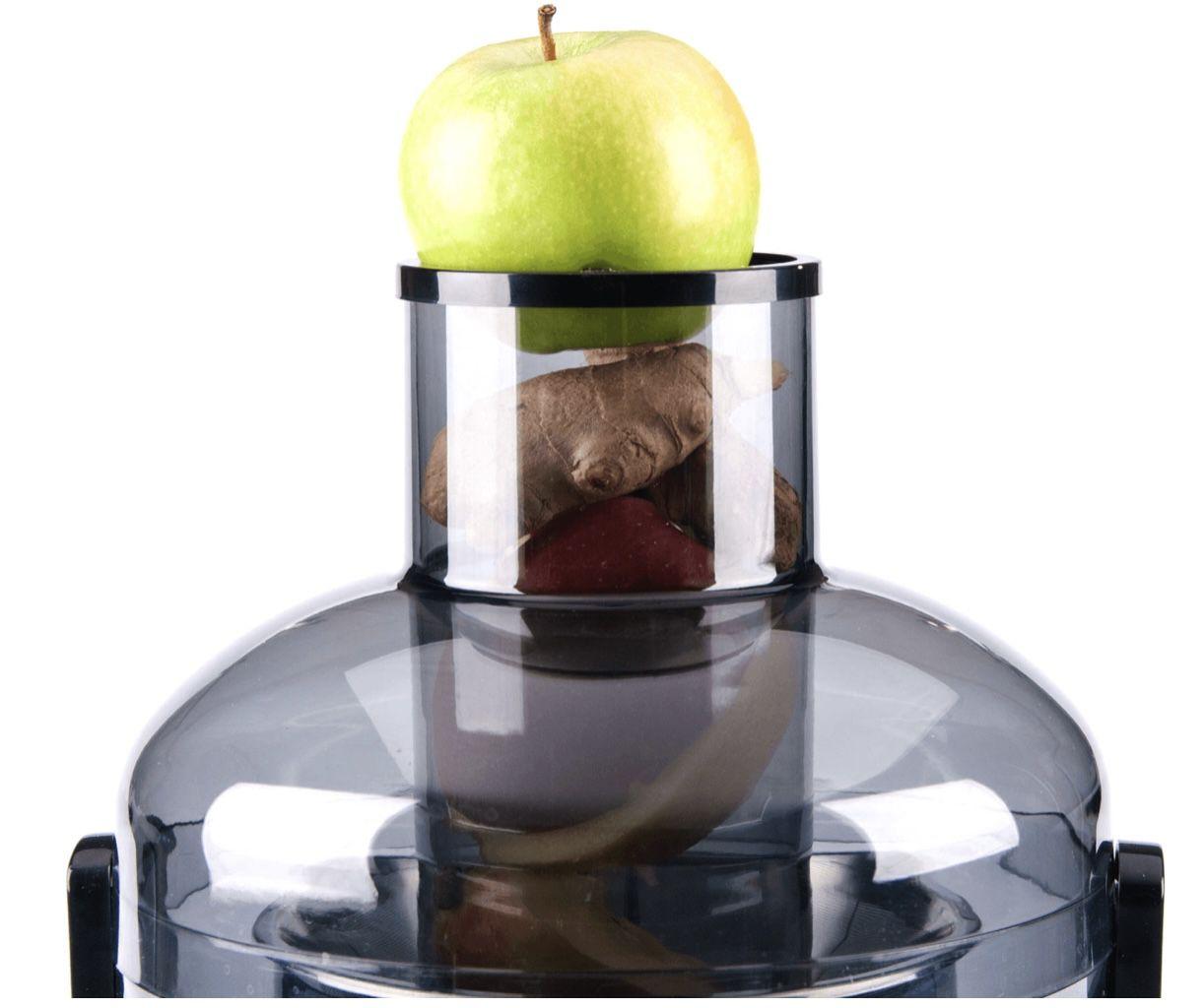 Gastroback Easy Juicer Fun 40125 extrem leiser Zentrifugal Entsafter mit 800 Watt für 40,46€ (statt 71€)