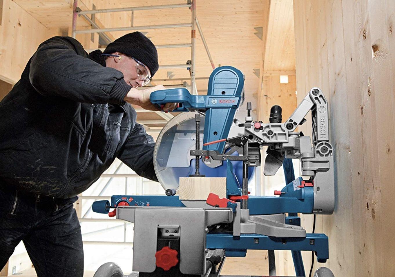 Bosch Professional GCM 12 GDL Kapp  und Gehrungssäge 587,90€ (statt 725€)