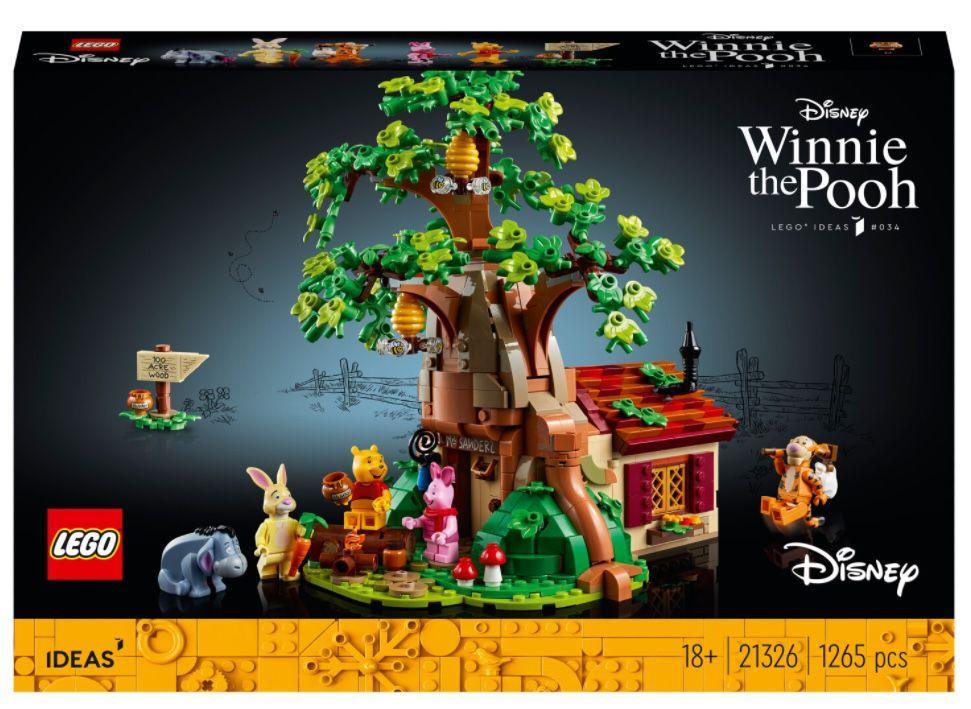 LEGO Disney Winnie Puh (21326) für 84,99€ (statt 98€)