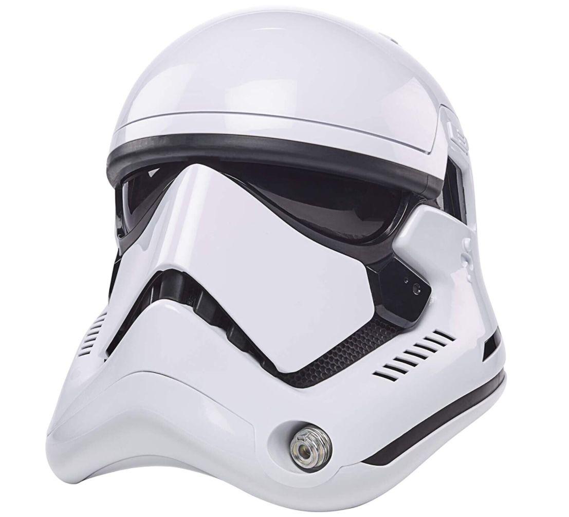 Stormtrooper der Ersten Ordnung   Elektronischer Helm Replika für 83,95€(statt 124€)