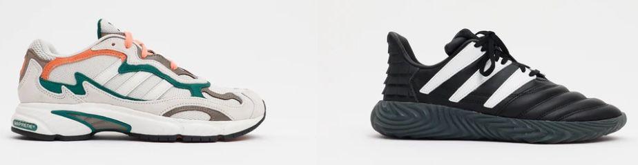 50% Rabatt (!) auf ALLE Sneaker im Sneaker World Shop   z.B. adidas Sobakov für 64€ (statt 87€)