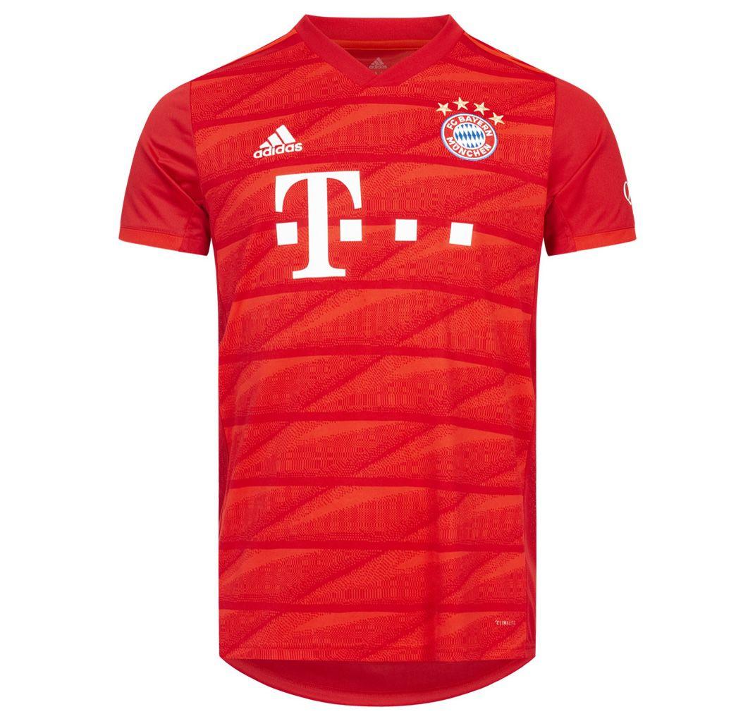 adidas FC Bayern Trikot 2020 Home in S & M ab je 29,99€ (statt 39€)   2 Stück nur 55€