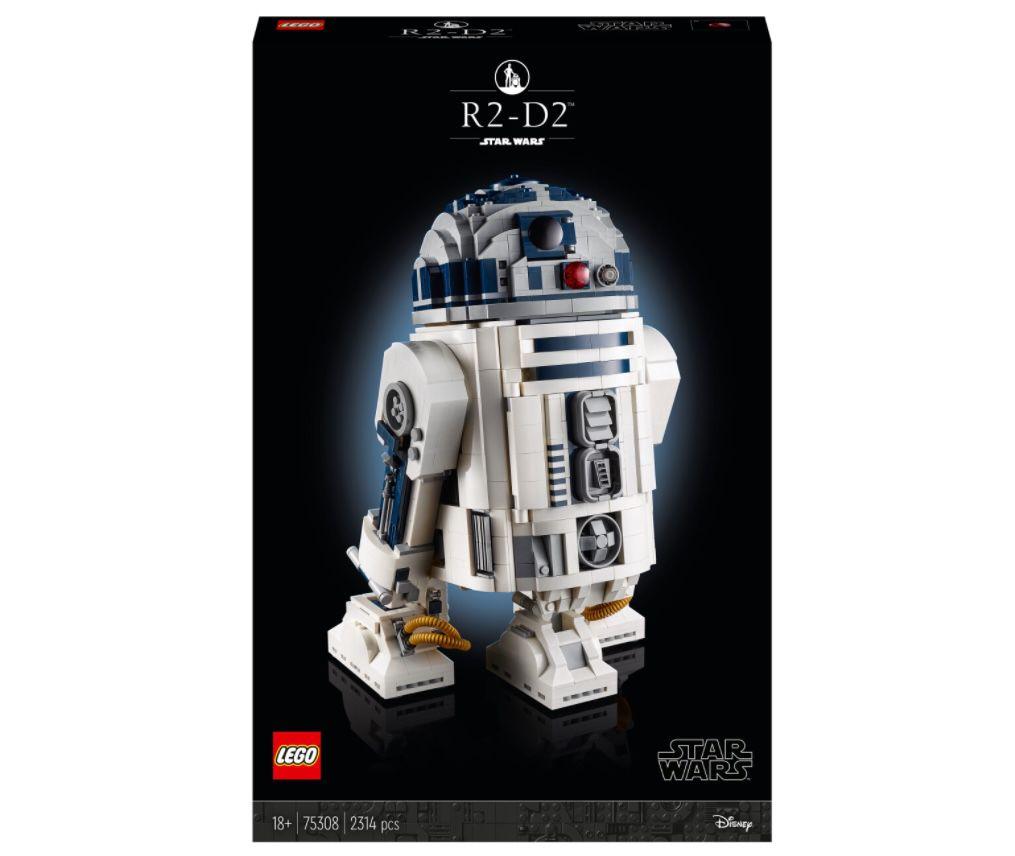 LEGO Star Wars   R2 D2 (75308) für 168,99€(statt 185€)