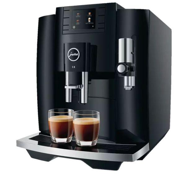 JURA E8 Kaffeevollautomat (Modell 2020) für 754,99€ (statt 899€)