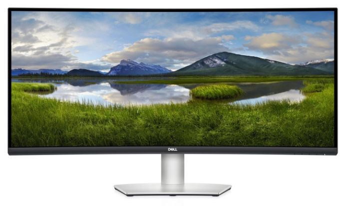 Dell S3422DW   34 Zoll WQHD Curved Gaming Monitor mit AMD FreeSync für 349,99€ (statt 396€)