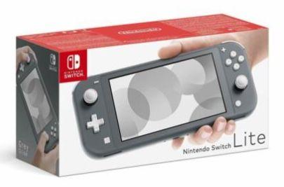 Nintendo Switch Lite in Grau für 179,10€ (statt 194€)