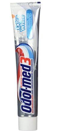 5 für 4 Drogerie Artikel bei Amazon – z.B. 5x Odol med3 Extra White Zahnpasta für 2,76€(statt 4€)
