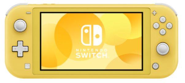 Nintendo Switch Lite in Gelb für 152,99€ (statt 175€)