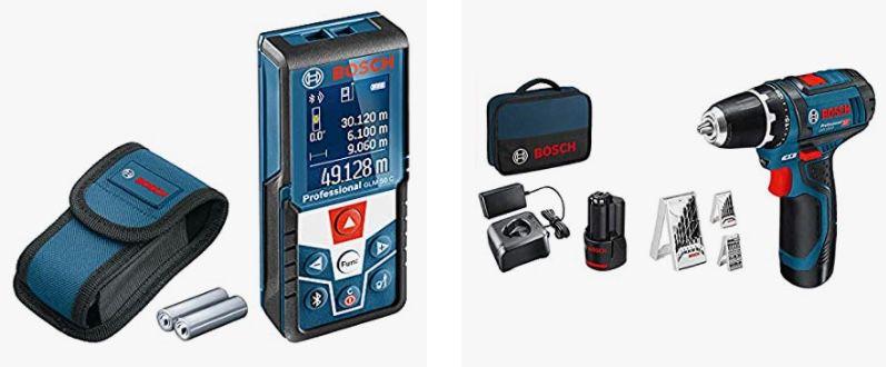 Bosch Professional bis  65% bei Amazon   z.B. ProCore 18V 5,5 Ah Akku für 72,99€ (statt 85€)