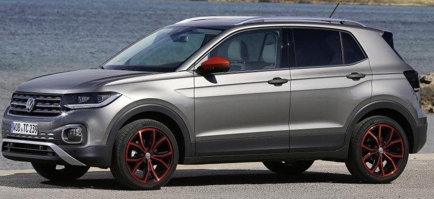 VW T Cross 1.0 Style TSI mit DSG und 110 PS für 161€ mtl.   LF 0.57