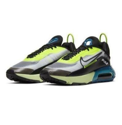 Nike Air Max 2090 Sneaker in Volt/Valerian-Blue für 71,20€ (statt 96€) – 40 bis 42