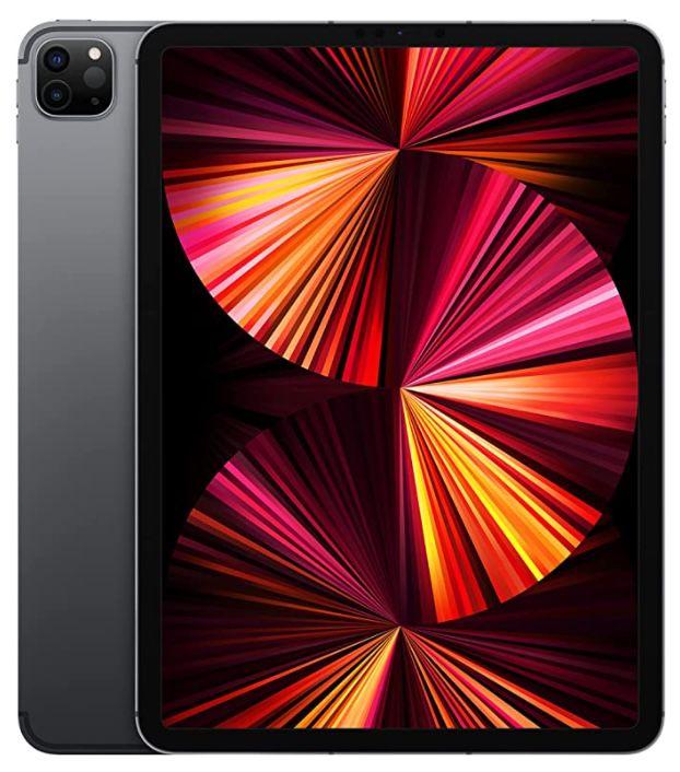 Braucht man das? Apple iPad Pro 11 (2021) WiFi + 5G mit 2TB + M1 Chip für 1.552€ (statt 1.725€)