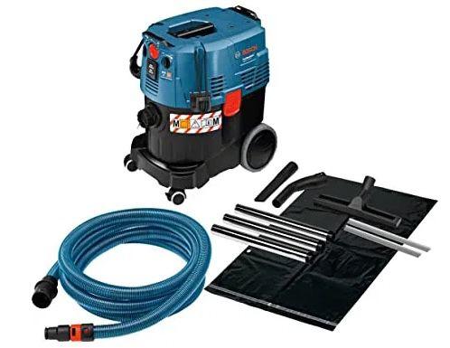 Bosch Professional Industriestaubsauger GAS 35 M AFC (1.200 Watt, 35L & 5m Schlauch) für 440€ (statt 489€)