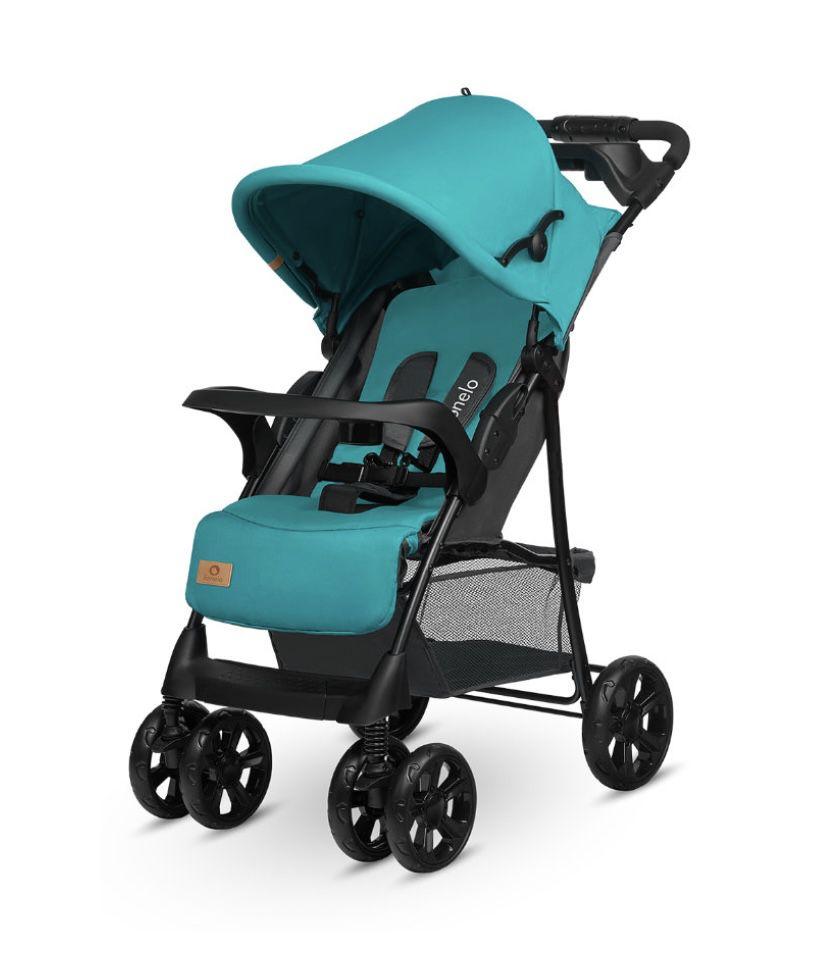 Babymarkt 10% extra Rabatt auf fast alles – z.B. lionelo Buggy Emma Plus Vivid in Türkis für 61,41€ (statt 68€)