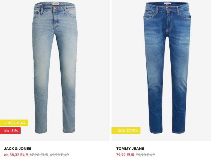 🔥 About You Sale + 20% Extra Rabatt auf ALLES (Hilfiger, Diesel, GANT, Boss ...)