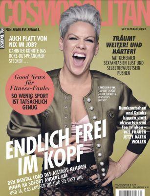 6 Ausgaben Cosmopolitan für 1€ (statt 23€)