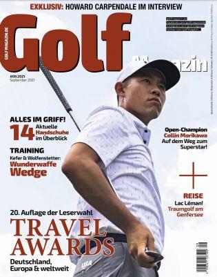 6 Ausgaben vom GOLF Magazin für 4,99€ (statt 48€)