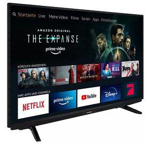 Grundig 50 GUB 7022 FIRE TV EDITION LED-TV mit 50″/126cm für 378,90€ (statt 456€)