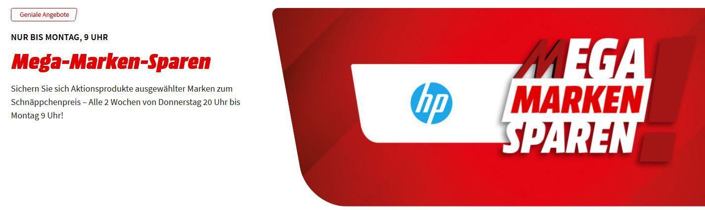 HP Mega Marken Sparen z.B. HP OMEN 15 en03 Gaming Notebook Ryzen 7 GeForce RTX 2060 für 939€ (statt 1.149€)