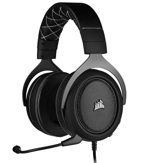 Corsair HS60 Pro Surround Gaming Headset ab 49,99€ (statt 80€)