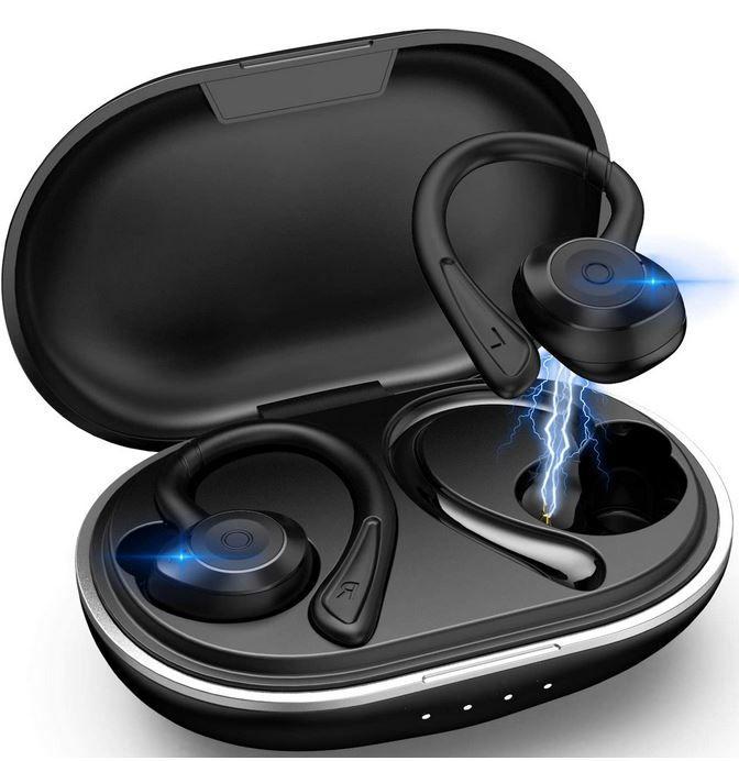 Generic G4 EU01 Bluetooth InEar SportKopfhörer mit Ladebox für 22,99€ (statt 46€)