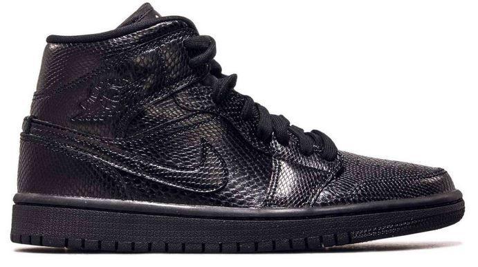 NIKE WMNS AIR JORDAN 1 MID Damen Sneaker für 67,98€ (statt 119€) dank 20% extra Rabatt im Sale