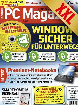 PC Magazin Classic DVD XXL Abo für 14,95€ (statt 78,60€)   direkt zum guten Preis!