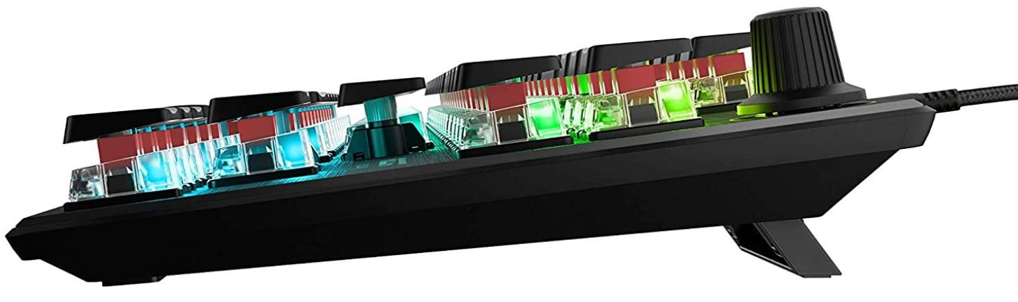 ROCCAT Vulcan TKL Pro mechanische RGB Gaming Tastatur für 100,50€ (statt 137€)