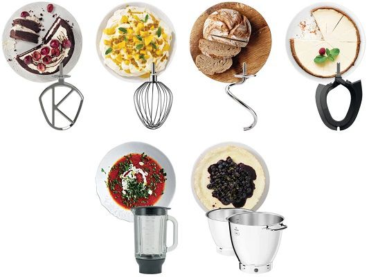 KENWOOD KWL90.124SI Titanium Chef Patissier XL Küchenmaschine für 789€ (statt 889€)