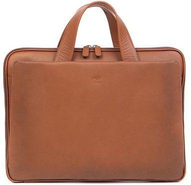 Solo Pelle Businesstasche / Arbeitstasche Awenta aus echtem Leder für 145€ (statt 199€)