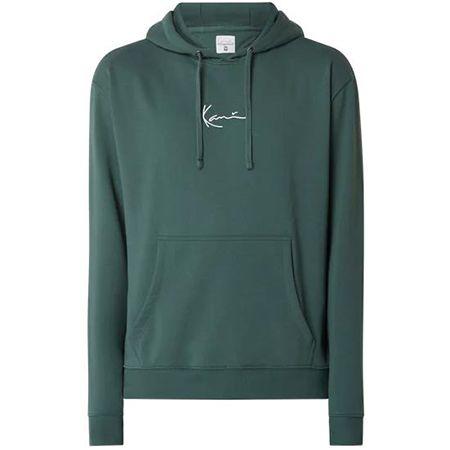 Karl Kani Hoodie in Grün mit Känguru-Tasche für 29,99€ (statt 40€)