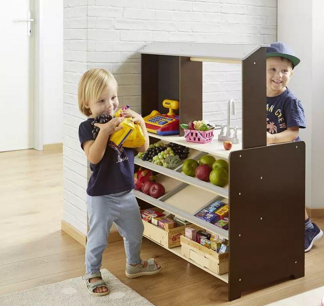 Modern Living Kaufmannsladen & Kinderküche Ultimo 2 in 1 für 52,15€ (statt 72€)