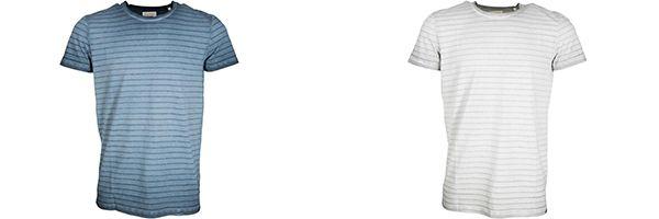 3er Pack Marc OPolo T Shirt mit lässiger Streifenoptik für 50€ (statt 84€)