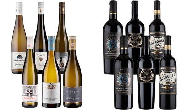 Staffelgutscheine mit bis zu 30€ Rabatt (ab 79€ Mindestbestellwert) bei Weinfreunde
