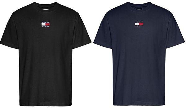 Tommy Jeans T Shirt TJM TOMMY BADGE TEE in drei Farben für 29,85€ (statt 40€)
