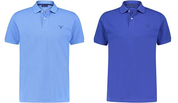 GANT Herren Poloshirts in verschiedenen Farben für 37,71€ (statt 42€)