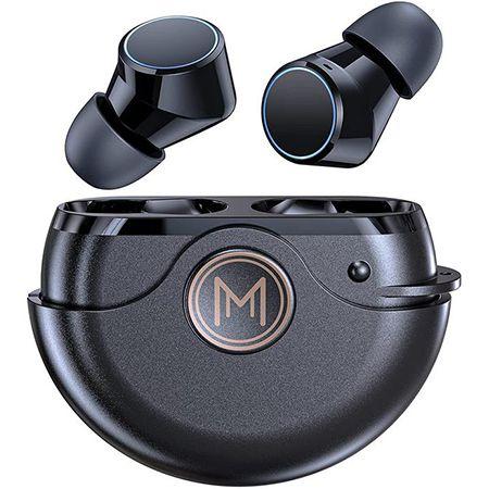 DUALMM – in Ear Bluetooth Kopfhörer mit Touch-Bedienung für 12,79€ (statt 40€)