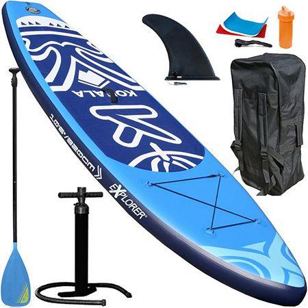 Kohala 320 Stand Up Paddle Surf Board mit Zubehör für 279€ (statt 329€)