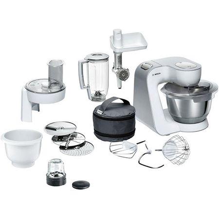 Bosch MUM58257 Küchenmaschine mit Zubehör für 229€ (statt 264€)