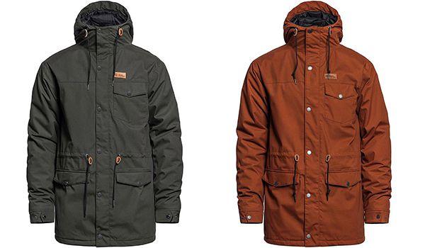 Horsefeathers Preston Herren Funktionsjacke in drei Farben für 95,16€ (statt 136€)