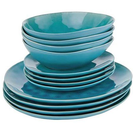 Butlers – De la roya – Dinner Geschirr-Set 12 tlg. für 69,99€ (statt 80€)