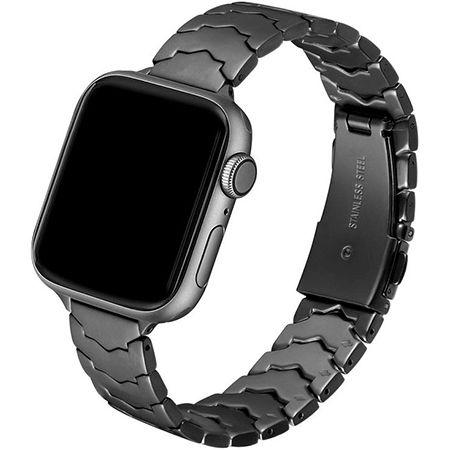 GEARYOU – Kompatibles Apple Watch Armband in Edelstahl für 7,99€ (statt 16€) – Prime