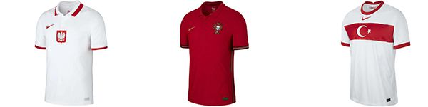 Picksport Kinder Trickot Sale! z.B. das Portugal Heimtrikot für 17,89€ (statt 26€)